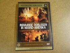 DVD / INDIAANSE OORLOGEN IN NOORD-AMERIKA ( HISTORISCHE OORLOGEN 11 )