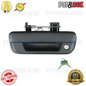 Pop N Lock Manuel Tailgate Lock for 04-15 Chevrolet Colorado / GMC Canyon PL1700