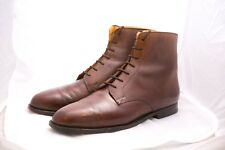 "Crockett and Jones Size 7C (6.5E) Handgrade Boots ""Melrose"" US 7.5 EU 41"