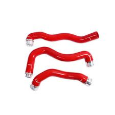 2008 2009 2010 F250 F350 F450 F550 6.4L Mishimoto Coolant Hose Kit Red NEW