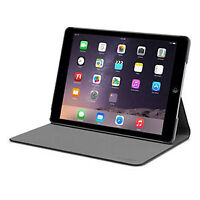 XSDE-349901-Logitech Hinge Carrying Case for iPad Air - Carbon Black