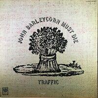 Traffic - John Barleycorn Must Die - United Artists Records - 1971 - Vinyl LP