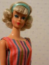 Vintage Barbie Pale Blonde Japanese Side Part American Girl Stunning OOAK!!!
