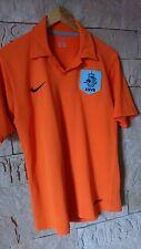 Nederland Niederlande Nike trikot KNVB Größe M orange