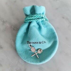 Extremely Rare Tiffany & Co Tennis Charm