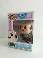FUNKO POP! ANIMATION: THE JETSONS - MR. SPACELY SPECIAL EDITION #513 *UK STOCK*