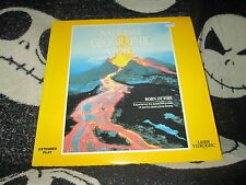 National Geographic Video Born of Fire Laserdisc LD Free Ship $30 Orders
