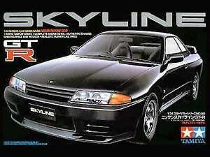 Tamiya - 1/24 Nissan Skyline GT-R
