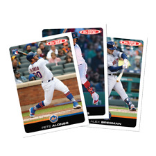 TOPPS TOTAL WAVE 3 CARDS 201-300! You pick the cards you want! 554 of each made!