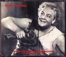 Wagner SIEGFRIED 1937 Lauritz Melchior Kirsten Flagstad Bodanzky 3cd Music Arts