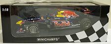 New listing Minichamps 1/18 Red Bull RB7 S.Vettel Japanese GP 2011 World Champion 110110301