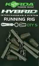 Korda NEW Hybrid Running Rig 5 Pack