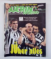 GUERIN SPORTIVO 1997- n. 17 - JUBER ALLES