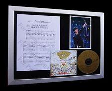 Green Day panier Case Limited Numbered CD encadrée Display + EXPRESS de livraison internationale