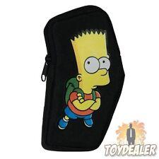 Bart Simpson Geldbeutel Wallet 13,5x8,5 cm Geldbörse Simpsons Kinder Handy Etui