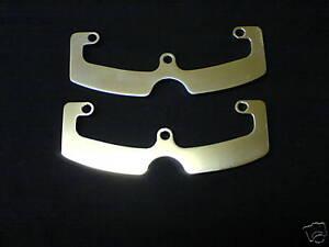 CNC ALUMINIUM SMALL HEAD GUARD PROTECTORS MOTO GUZZI V7 WITH FIXING KIT