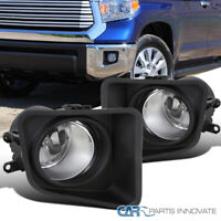NEW LEFT SIDE FOG LIGHT TRIM FOR 2014-2018 TOYOTA TUNDRA 5.7//4.6L TO1038175