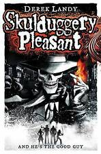 Skulduggery Pleasant (Skulduggery Pleasant, Book 1) by Derek Landy (Paperback, …