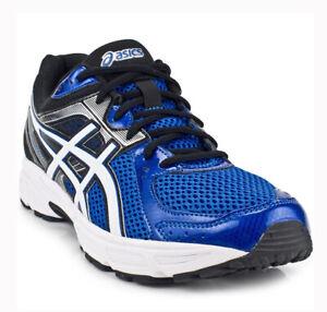 Asics Gel-Contend 2 Royal/white/black Men's Size 11.5 Running Shoes T426N NEW