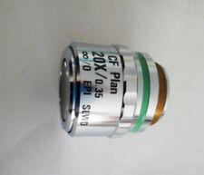 1pcs USED microscope objective for Nikon CF Plan 20X/0.35 EPI SLWD