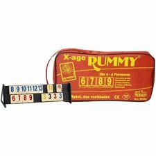 Weico X-Age Rummy Rummikub mit extra großen Zahlen