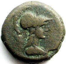 Iberia, Carthago Nova_late 1st century BC - early first century AD_AE Semis