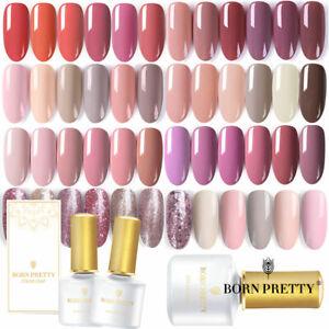 BORN PRETTY  Collection UV Gel Nagellack Nail Art Maniküre Unterlack Salon