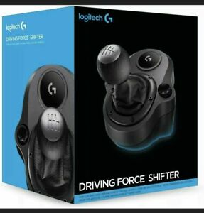 Logitech | Gaming Driving Force Shifter for G29 / G920 Wheels - IN HAND