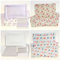 DOLLS BEDDING & PRAM SETS ~ HANDMADE DOLLS BEDDING ~ DOLLS BED SETS