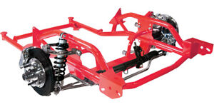 TCI 67-69 Camaro IFS / Torque Arm Package Ultimate Show Chrome & SS   @
