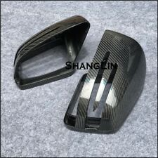 Mercedes Benz CLA Class W117 CLS W218 Replaced Carbon Fiber Side Mirror Covers