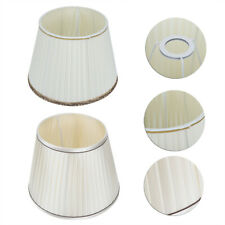 2Pcs Modern Table Light Cover Fabric Lampshade Accessory For Living Room B .