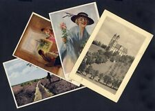 Germany Nazi / 4 postcards - 1 lot / The third Reich