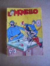 IL MONELLO n°29 1955  [G394B]