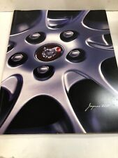 2000 Jaguar Promotional Broucher. See Pictures