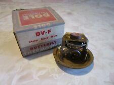 NORS Dole DV-F 160 Degree Thermostat 1949 1950 1951 1952 1953 Ford & Mercury V8