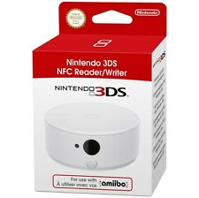 OFFICIAL NINTENDO 3DS 2DS NFC READER/WRITER FOR amiibo SUPPORT BRAND NEW IN BOX