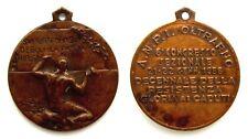 Medaglia ANPI Partigiani – 6° Congresso Sezionale 1956 Decennale Della Resistenz