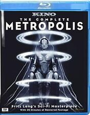 Complete Metropolis - Movie DVD BLURAY