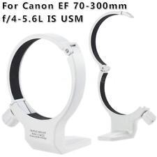 Aluminum Tripod Collar Mount Lens Adapter Ring Canon EF 70-300mm f/4-5.6L IS USM