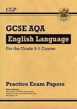 New GCSE English Language AQA Practice Papers - for the Grade 9-1 Course by CGP