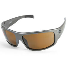 Bolle Sunglasses Barracuda 11237 Plating Gunmetal TLB True Light Brown Dark