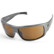 Bolle Barracuda 11237 Plating Gunmetal/TLB Brown Men's Sport Sunglasses