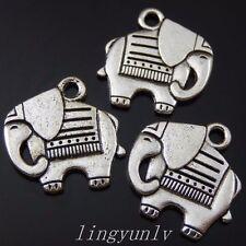 connecteurs 34x13x4mm Lot de 10 Alliage Tibétain Style Infini Liens