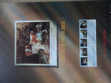 ROYAL MAIL A4 POST OFFICE POSTER 1991 DOGS GEORGE STUBBS PAINTINGS