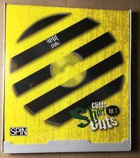 Unopened Spin Magazine - Cliffs Short Cuts Vol. 1  Sampler CD