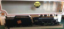 Bachmann HO Canadian National 2-6-0 Steam Locomotive w/smoke & Tender #6012 NIB