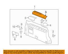 GM OEM Side Panel-Cup Holder Left 15932812