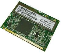 HP SPS 373047-001 Broadcom BCM94306MPLNA 802.11g Mini PCI Wireless Card