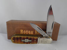 Rough Rider Model Rr524 2 Blade Barlow Knife